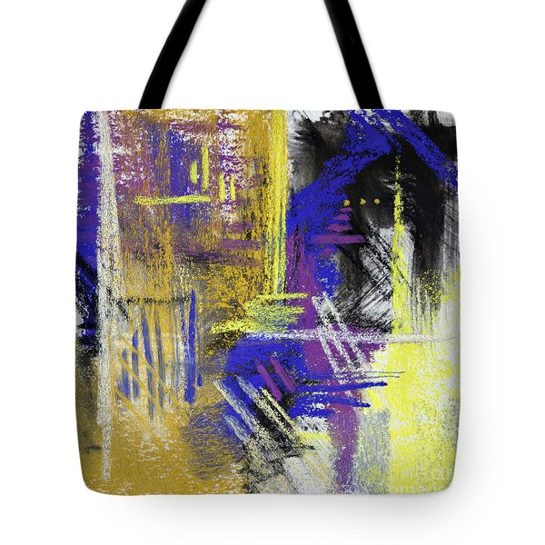 Dark Shadows Tote Bag by Tracy L Teeter