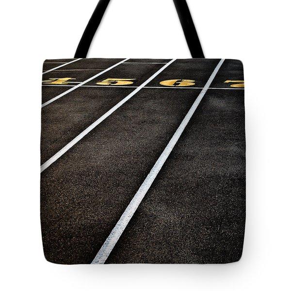 4 5 6 7 Tote Bag