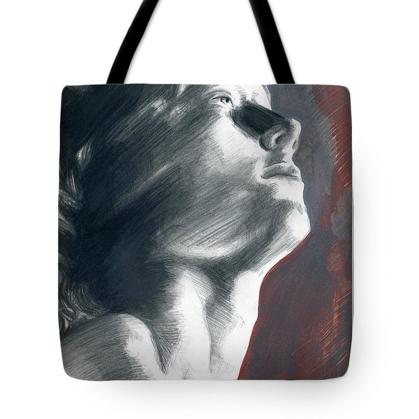 A Boy Named Faith Tote Bag