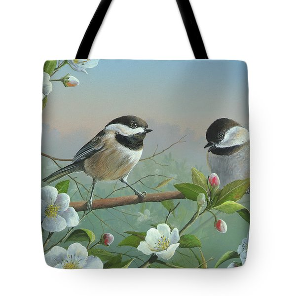 A Wonderful Day Tote Bag