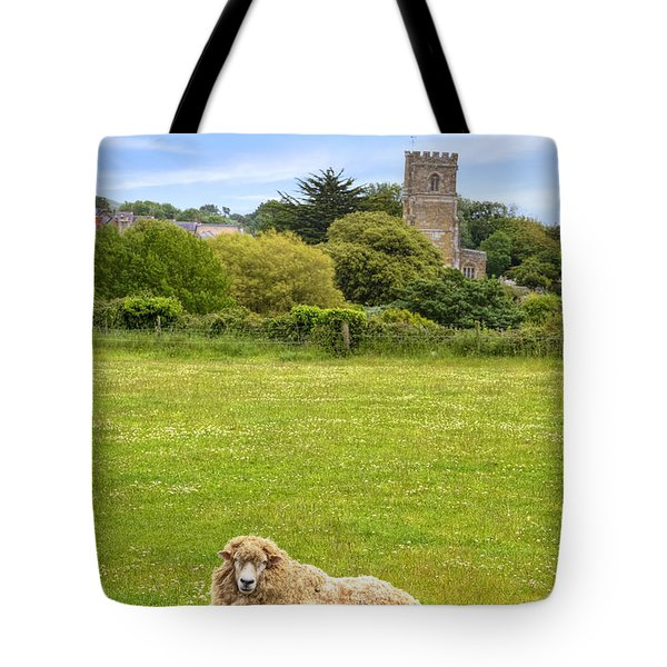 Abbotsbury Tote Bag by Joana Kruse
