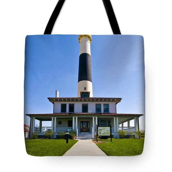 Absecon Lighthouse Tote Bag