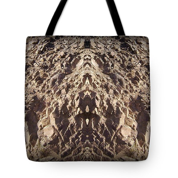 Abstract 25 Tote Bag by J D Owen