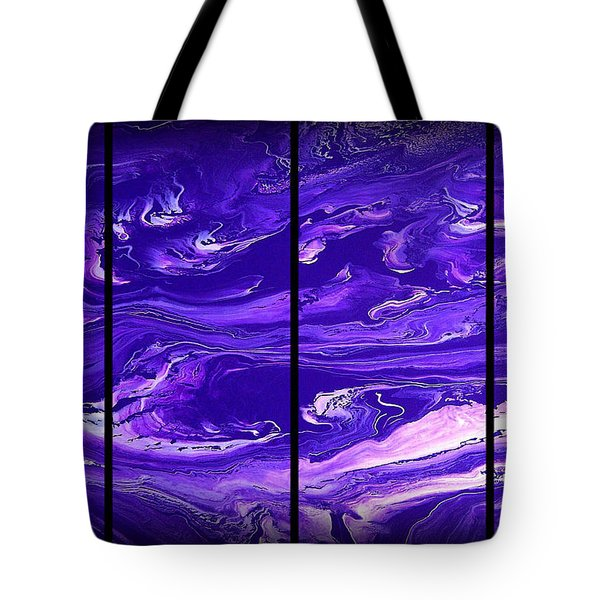 Abstract 60 Tote Bag