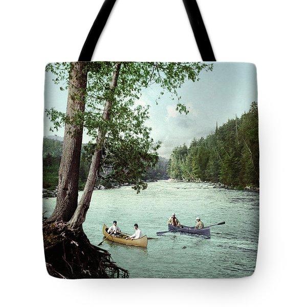 Adirondacks, C1902 Tote Bag