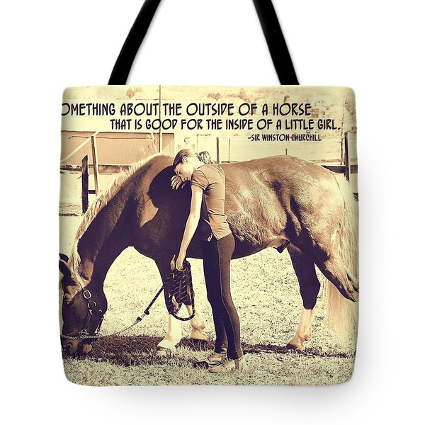 After The Competition Quote Tote Bag by JAMART Photography