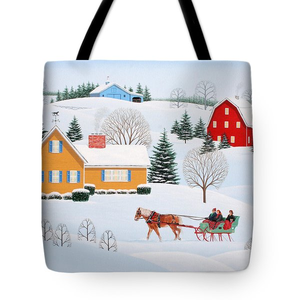 Almost Home Tote Bag by Wilfrido Limvalencia