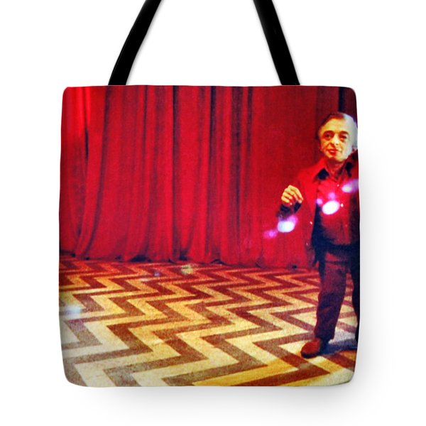 And Theres Always Music In The Air Tote Bag by Luis Ludzska