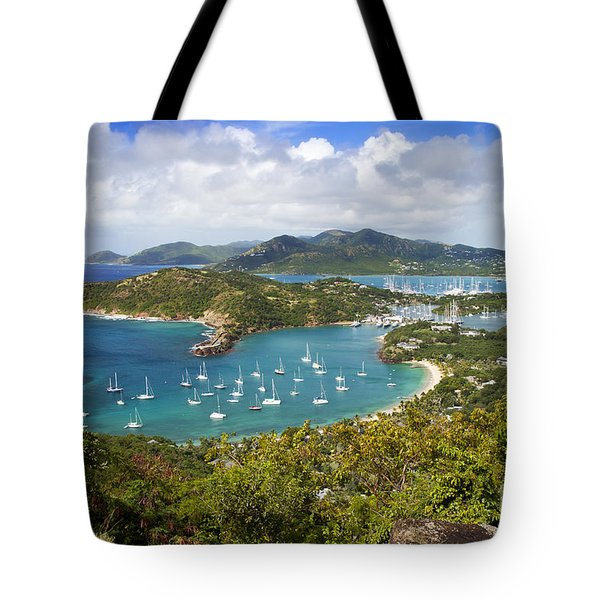 Antigua Tote Bag by Brian Jannsen