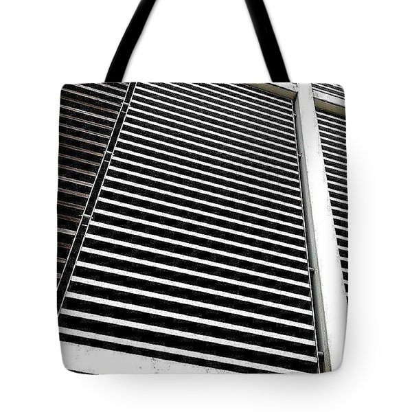 Urban Wall 8 Tote Bag