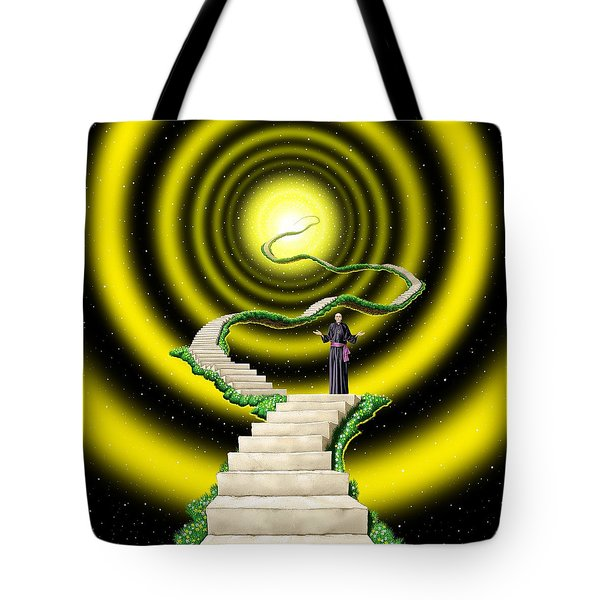 Ascension Tote Bag by Scott Ross