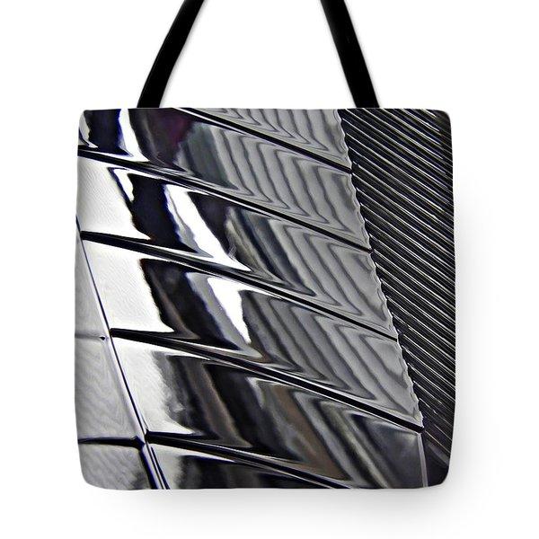 Auto Headlight 4 Tote Bag by Sarah Loft