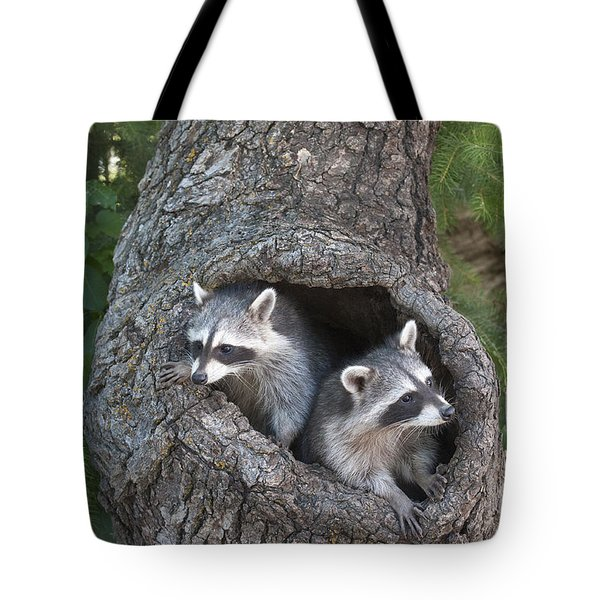 Awaiting Mom Tote Bag