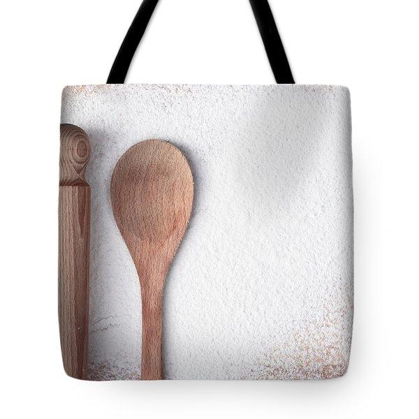 Baking  Tote Bag