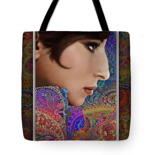 Barbra Tote Bag