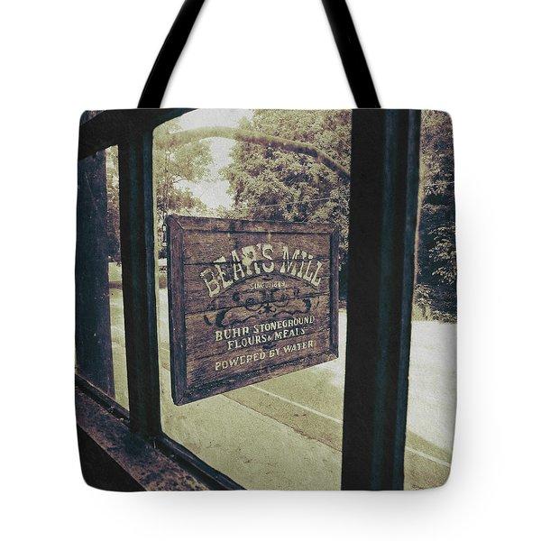 Bear's Mill Tote Bag
