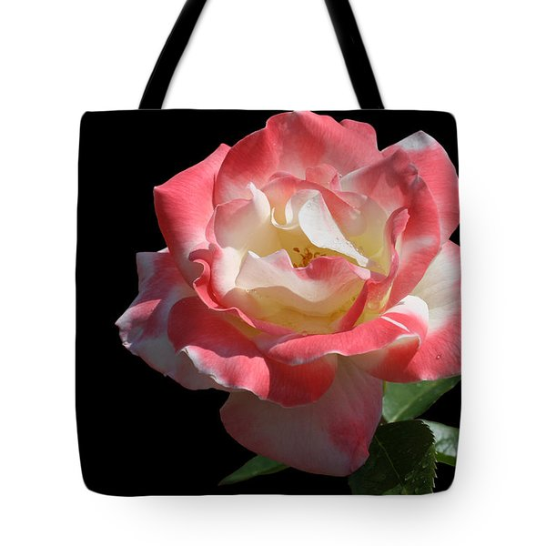 Tote Bag featuring the photograph Bicolordette by Doug Norkum