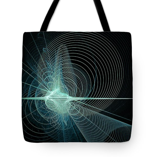 Big Bang Tote Bag by Jane McIlroy