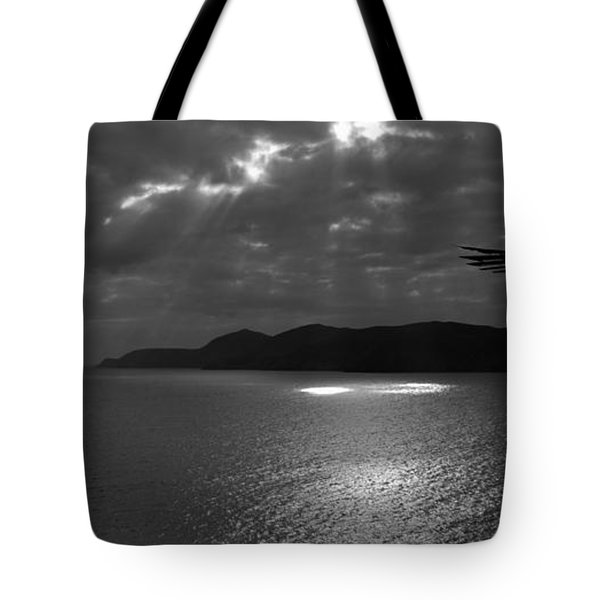 Blasket Island Tote Bag by Barbara Walsh