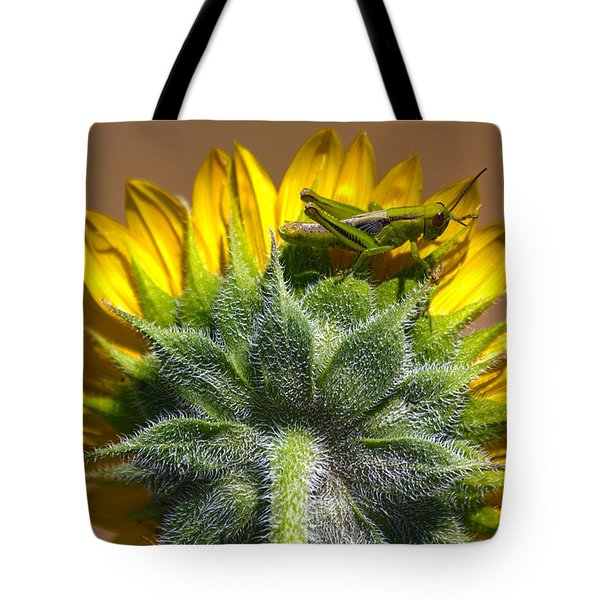 Blending In Tote Bag