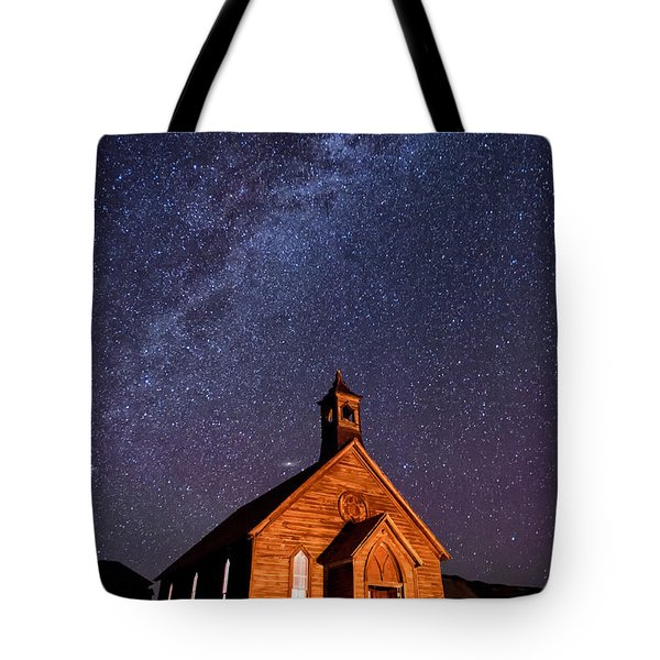 Bodie Church Tote Bag