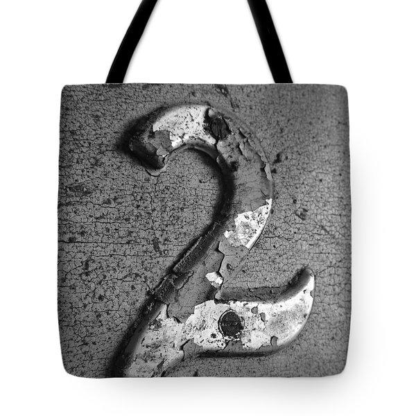 2 Bw Tote Bag