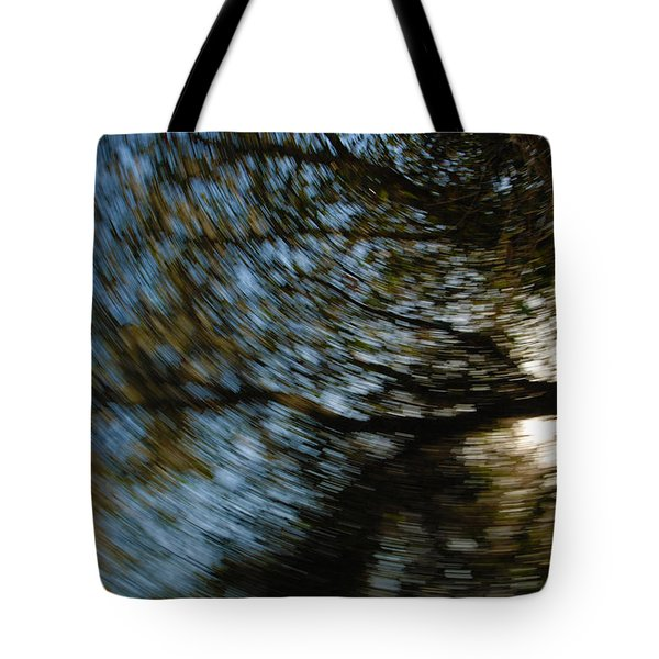 Camera Toss Tote Bag