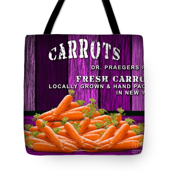 Carrot Farm Tote Bag