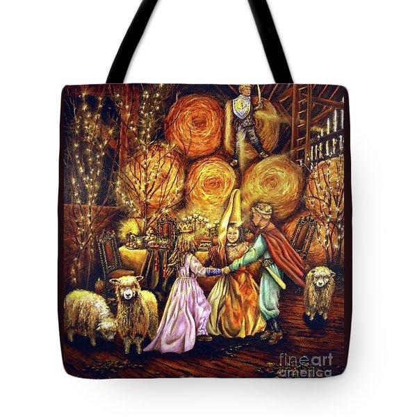 Children's Enchantment Tote Bag