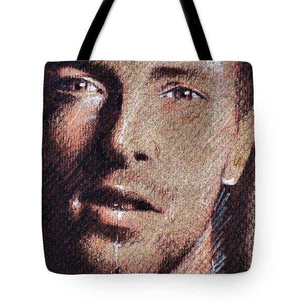 Chris Martin - Coldplay Tote Bag