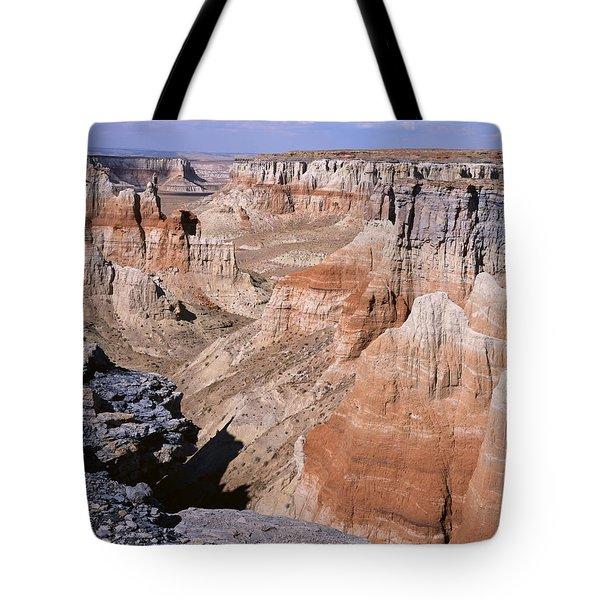 Coal Mine Canyon 1 Tote Bag