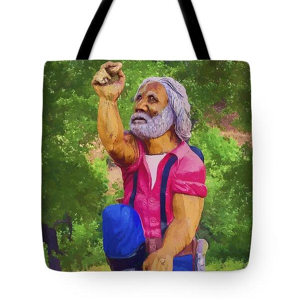 Coarsegold Miner Tote Bag
