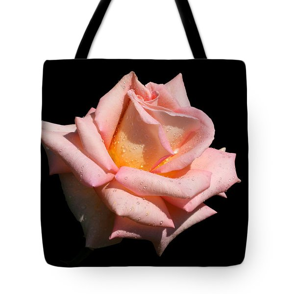 Tote Bag featuring the photograph Coralie by Doug Norkum