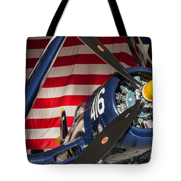 Corsair Tote Bag