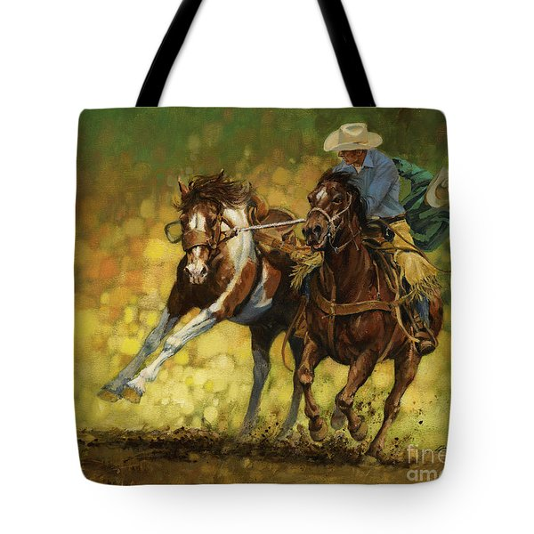 Rodeo Pickup Tote Bag