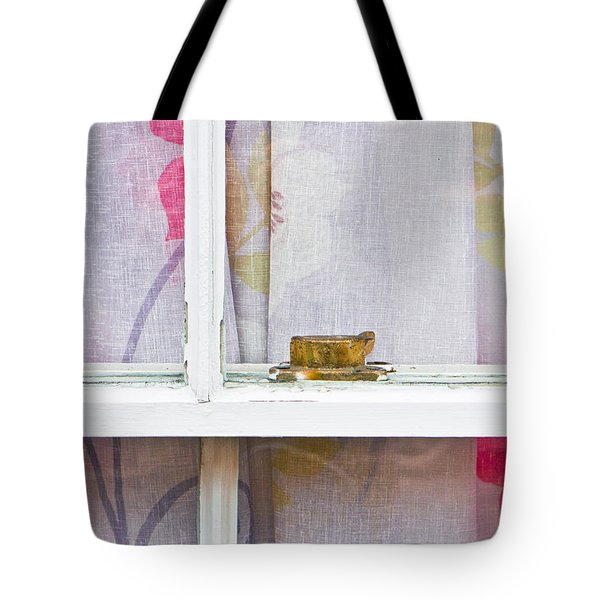 Curtain Tote Bag by Tom Gowanlock