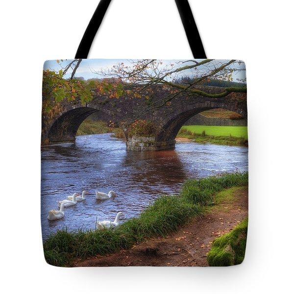 Dartmoor - Two Bridges Tote Bag