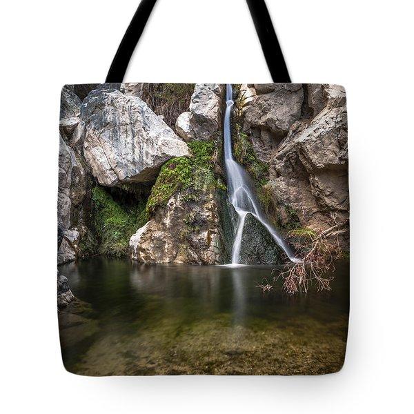 Darwin Falls Tote Bag