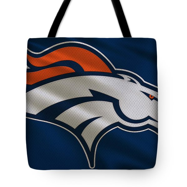 Denver Broncos Uniform Tote Bag