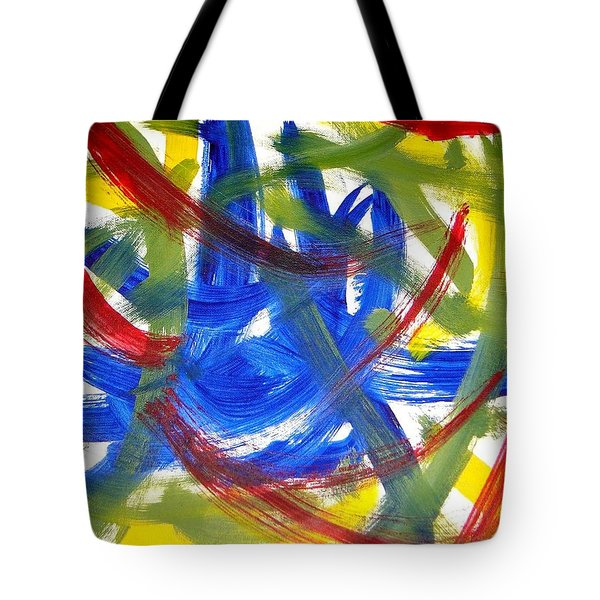Determination Tote Bag