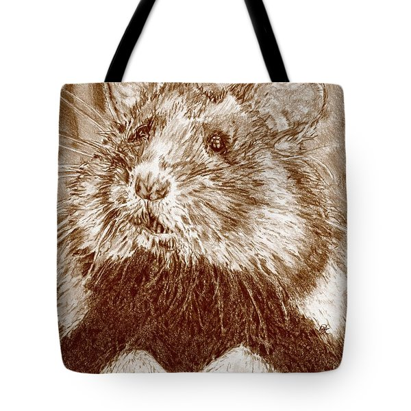 Did Someone Say Nuts Tote Bag