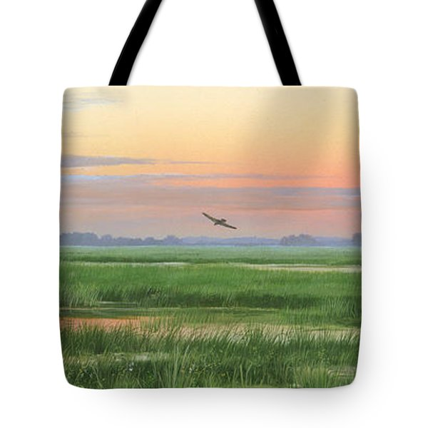 Divine Whisper Tote Bag