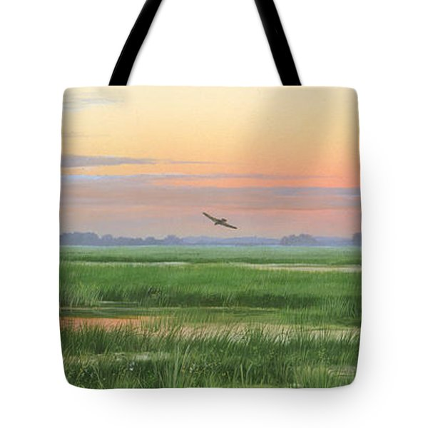 Divine Whisper Tote Bag by Mike Brown