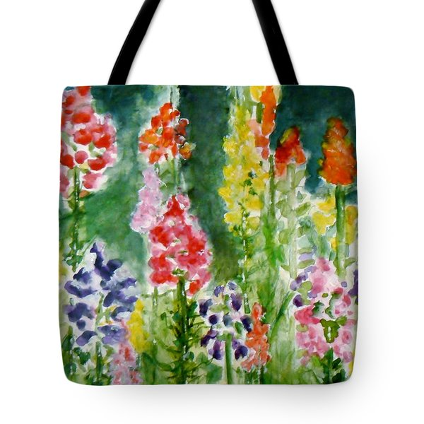 Donna's Snaps Tote Bag by Jamie Frier
