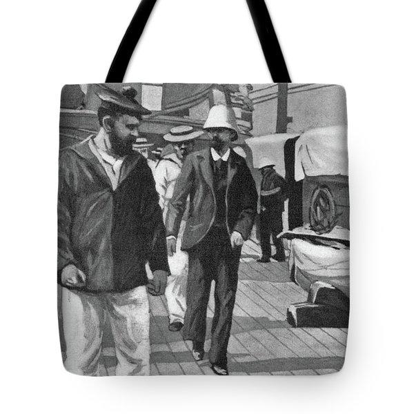 Dreyfus Affair, 1899 Tote Bag