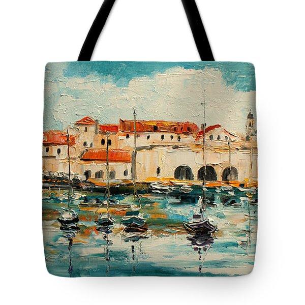 Dubrovnik - Croatia Tote Bag