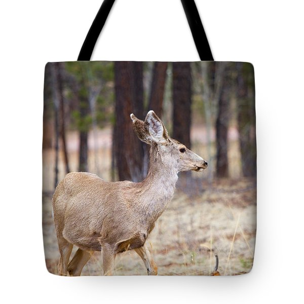 Easter Does Tote Bag
