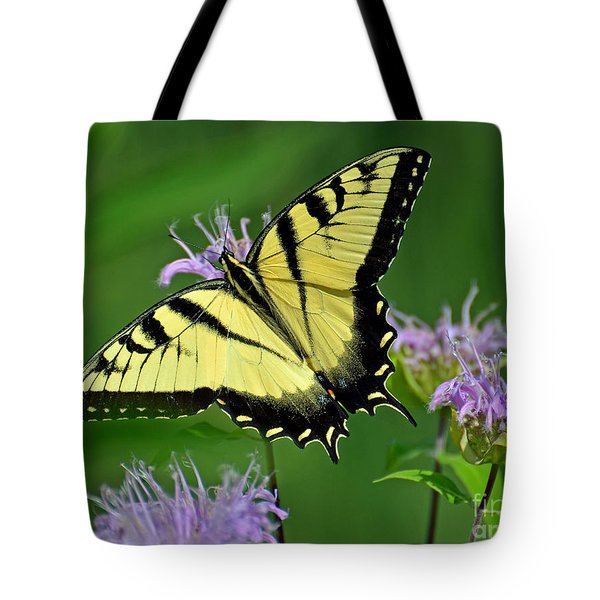 Eastern Tiger Swallowtail Tote Bag