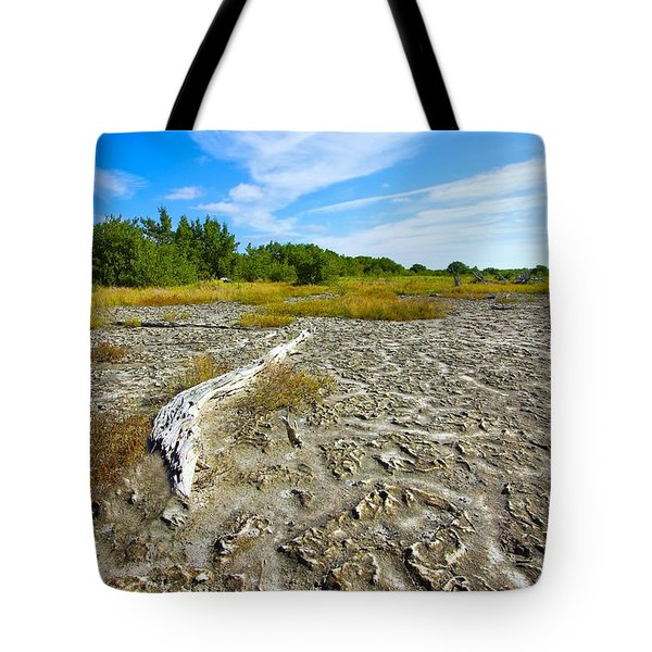 Everglades Coastal Prairies Tote Bag