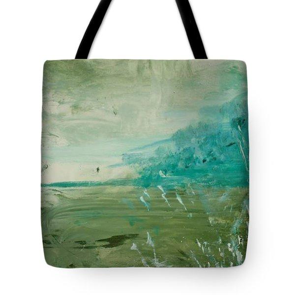 Everglades I Tote Bag